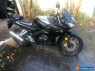 2007 Honda CBR125 motorbike project / starts and drives