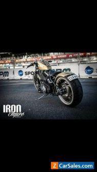1999 Harley Davidson sportster XL1200s - custom hardtail