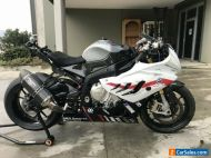 BMW S1000RR S1000 03/2014 MODEL 8735KMS CLEAR TRACK RACE BIKE MAKE AN OFFER