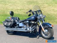 2009 Harley-Davidson Softail Heritage Classic® FLSTC 96'/6-Speed + Many Extras