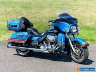 2011 Harley-Davidson Touring Electra Glide Ultra Classic® FLHTCU 96'/6-Speed
