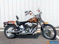 1991 Harley-Davidson Softail Springer® FXSTS w/ Custom Paint Set & Extras!!