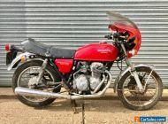 1975 Honda CB400F Restoration Project. 8,600 Miles. Barn Find. Very Original!