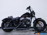 2014 Harley-Davidson Sportster XL1200X FORTY-EIGHT