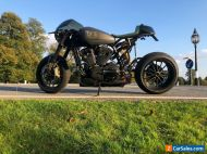 Hard Core Harley �?Cafe Racer' not for the faint of heart