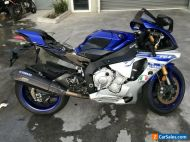 YAMAHA YZFR1 YZF R1 03/2016 MODEL PROJECT MAKE AN OFFER