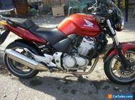 Honda CBF500 A2 restricted