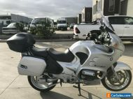 BMW R1150RT R1150 09/2001MDL 83944KMS CLEAR TITLE PROJECT MAKE AN OFFER