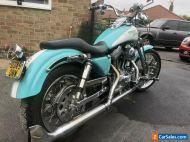 Harley Davidson Custom Springer, STUNNER!!!