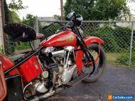 1937 Harley-Davidson