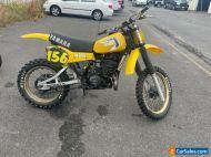 1981 Yamaha YZ