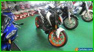 2021 KTM Duke 200