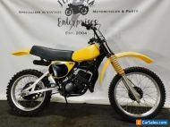 1978 Yamaha YZ 125