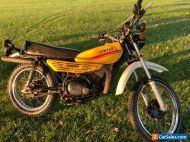 1981 Yamaha DT100 enduro